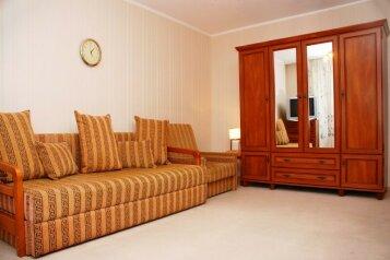 1-комн. квартира, 36 кв.м. на 2 человека, улица 50 лет Октября, 22, Центральный район, Кемерово - Фотография 1