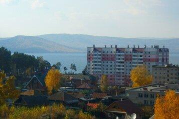 2-комн. квартира, 55 кв.м. на 5 человек, Школьный переулок, посёлок Тургояк, Миасс - Фотография 1