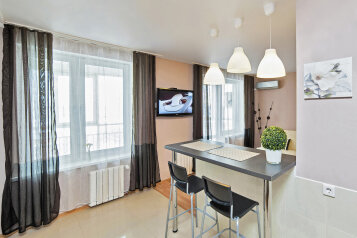 1-комн. квартира, 50 кв.м. на 4 человека, Красный переулок, 5, Динамо, Екатеринбург - Фотография 2