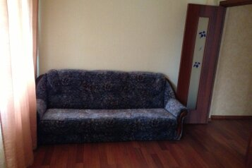 1-комн. квартира, 34 кв.м. на 2 человека, 15 микрорайон, Ангарск - Фотография 2