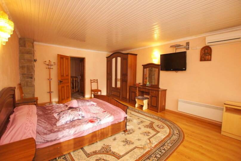 Коттедж на море, 118 кв.м. на 10 человек, 3 спальни, Ольховая улица, 3, село Волконка, Сочи - Фотография 12