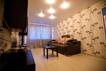 2-комн. квартира, 48 кв.м. на 4 человека, Волгоградская улица, 24А, Ленинский район, Кемерово - Фотография 4