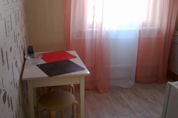 1-комн. квартира, 40 кв.м. на 4 человека, Лесной проспект, 39, микрорайон Древлянка, Петрозаводск - Фотография 1