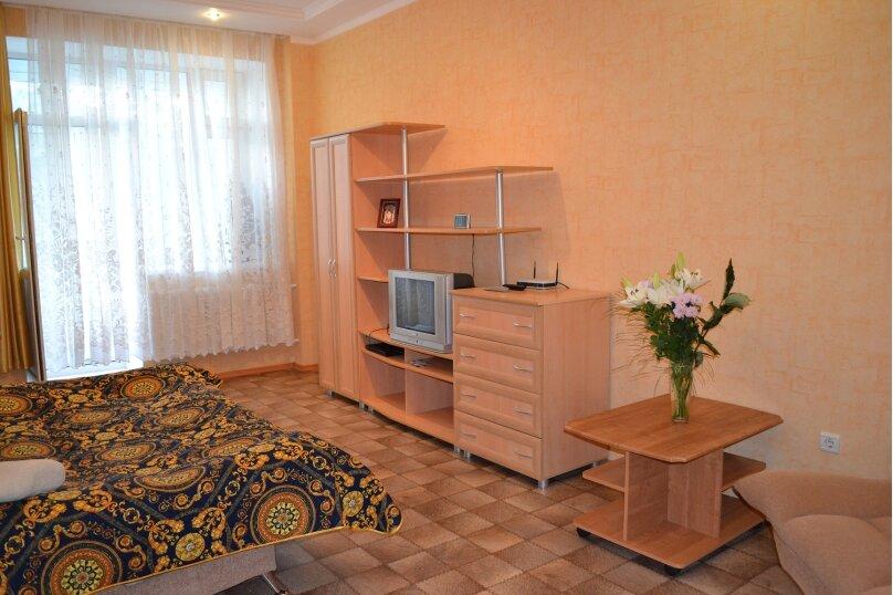 1-комн. квартира, 40 кв.м. на 2 человека, улица Карташова, 3, Томск - Фотография 2