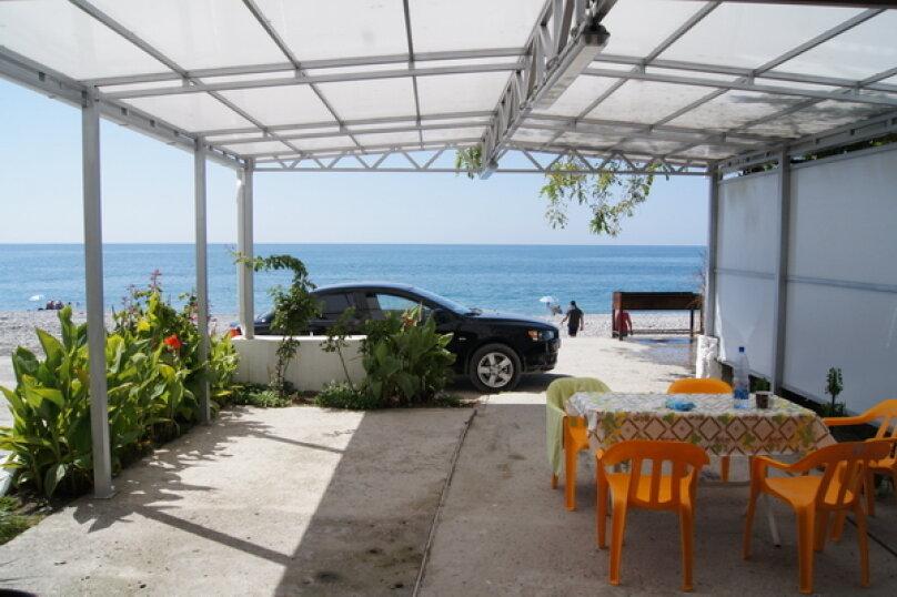 Коттедж на море, 118 кв.м. на 10 человек, 3 спальни, Ольховая улица, 3, село Волконка, Сочи - Фотография 1