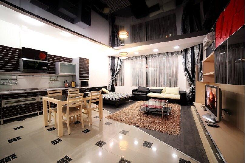 1-комн. квартира, 54 кв.м. на 3 человека, Генуэзская улица, 36, Одесса - Фотография 2