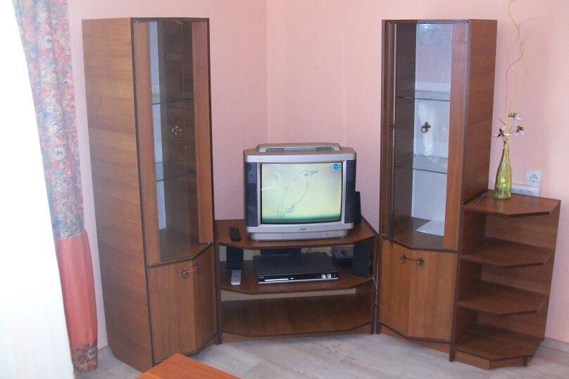 2-комн. квартира, 54 кв.м. на 6 человек, улица Гоголя, 30, Петрозаводск - Фотография 7