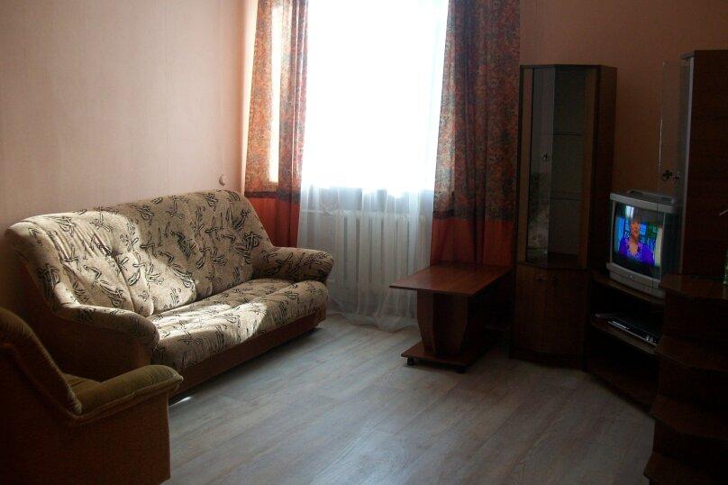 2-комн. квартира, 54 кв.м. на 6 человек, улица Гоголя, 30, Петрозаводск - Фотография 8