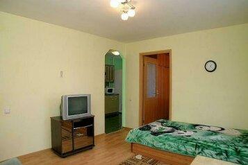 2-комн. квартира, 52 кв.м. на 4 человека, улица Худайбердина, Западная часть, Стерлитамак - Фотография 1