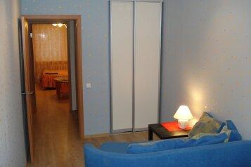 2-комн. квартира, 55 кв.м. на 6 человек, Станционная улица, 30, Петрозаводск - Фотография 2