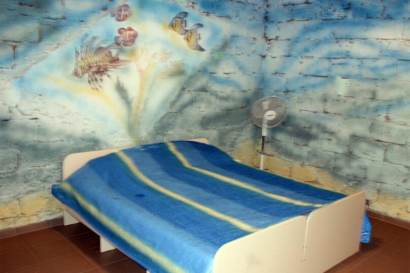 """""""Подводный мир"""" 2х- местный  со всеми удобствами, улица Покрышкина, 54, Кача - Фотография 1"""
