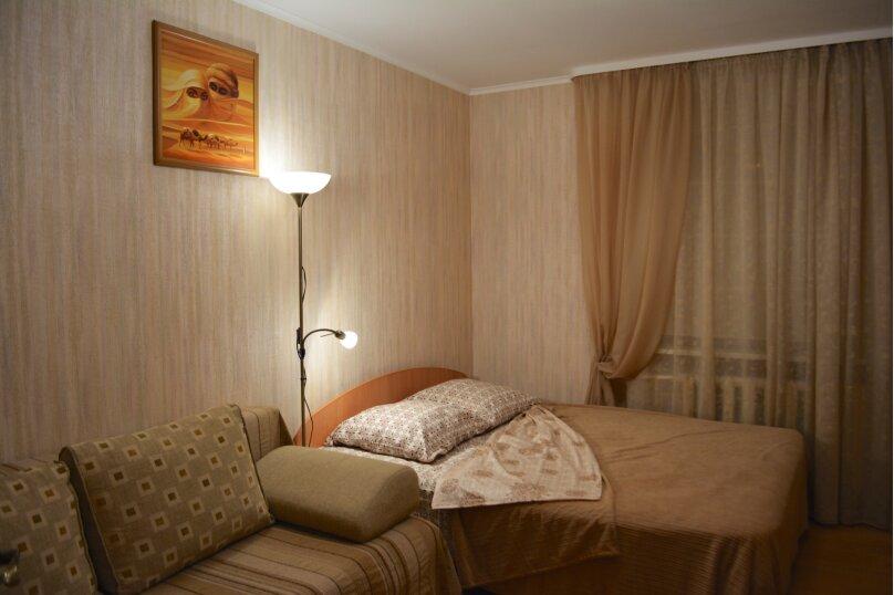 1-комн. квартира, 35 кв.м. на 4 человека, Кропоткина, 15, Воронеж - Фотография 1
