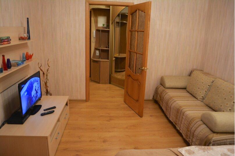1-комн. квартира, 35 кв.м. на 4 человека, Кропоткина, 15, Воронеж - Фотография 2