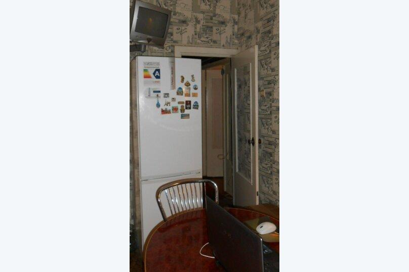 2-комн. квартира, 52 кв.м. на 5 человек, Олимпийская, 89, Кировск - Фотография 2