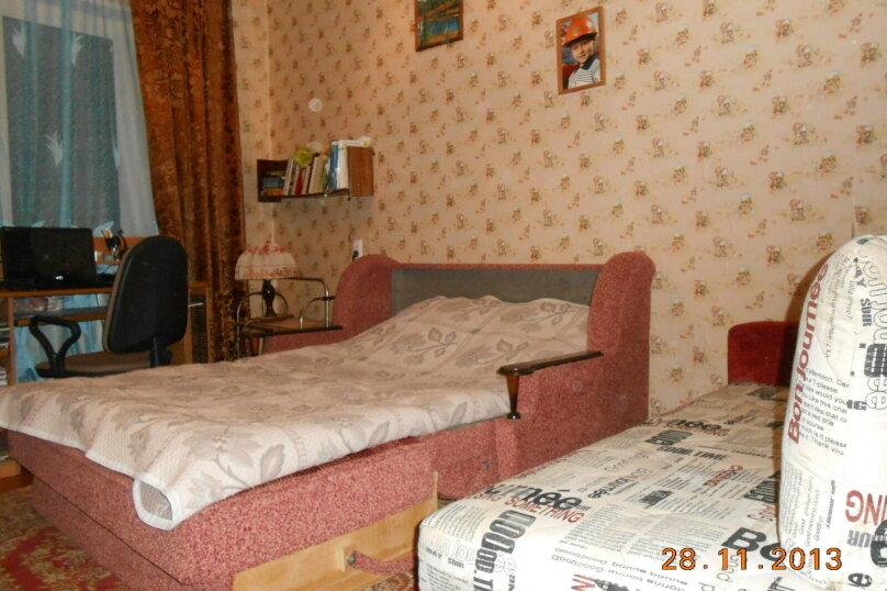 2-комн. квартира, 52 кв.м. на 5 человек, Олимпийская, 89, Кировск - Фотография 4