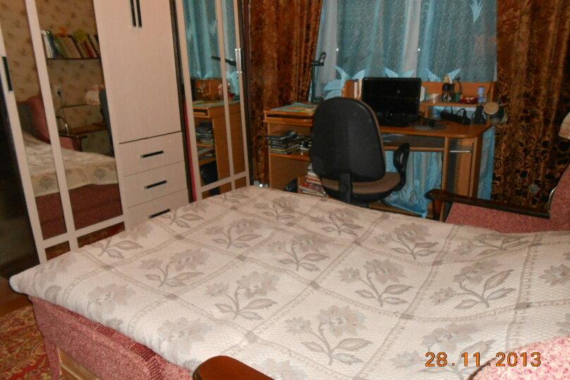 2-комн. квартира, 52 кв.м. на 5 человек, Олимпийская, 89, Кировск - Фотография 5