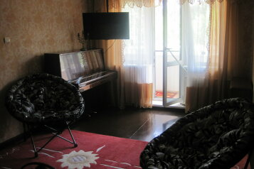2-комн. квартира, 43 кв.м. на 4 человека, Октябрьский проспект, 12, Комсомольск-на-Амуре - Фотография 4