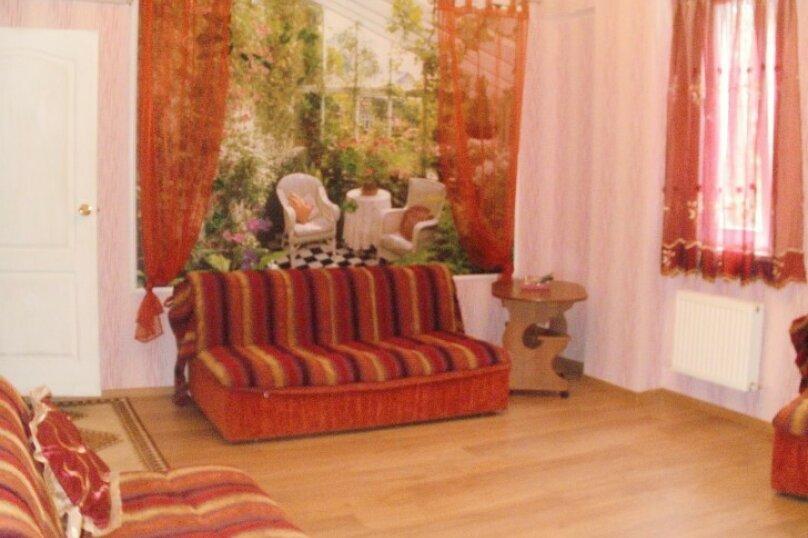 Коттедж до 6 человек, 120 кв.м. на 6 человек, 2 спальни, переулок Свердлова, 4, Массандра, Ялта - Фотография 14