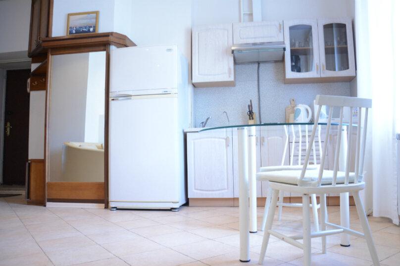 1-комн. квартира, 33 кв.м. на 3 человека, Смоленская-Сенная, 23-25, Москва - Фотография 14