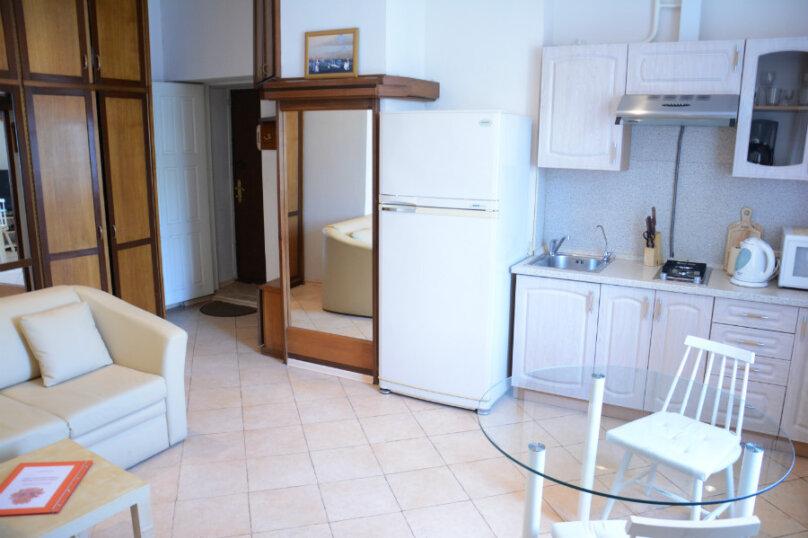 1-комн. квартира, 33 кв.м. на 3 человека, Смоленская-Сенная, 23-25, Москва - Фотография 2