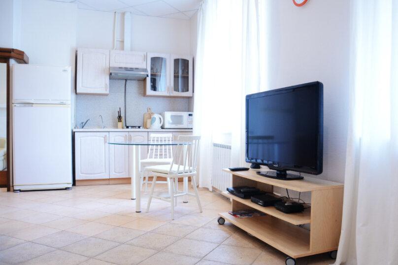 1-комн. квартира, 33 кв.м. на 3 человека, Смоленская-Сенная, 23-25, Москва - Фотография 8