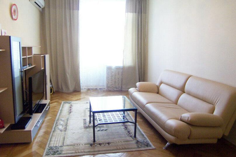 2-комн. квартира, 60 кв.м. на 4 человека, Тверская улица, 8к1, Москва - Фотография 2