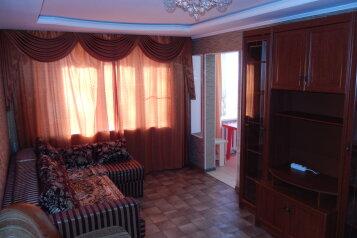 3-комн. квартира, 80 кв.м. на 7 человек, улица Николая Островского, 144, Советский район, Астрахань - Фотография 3
