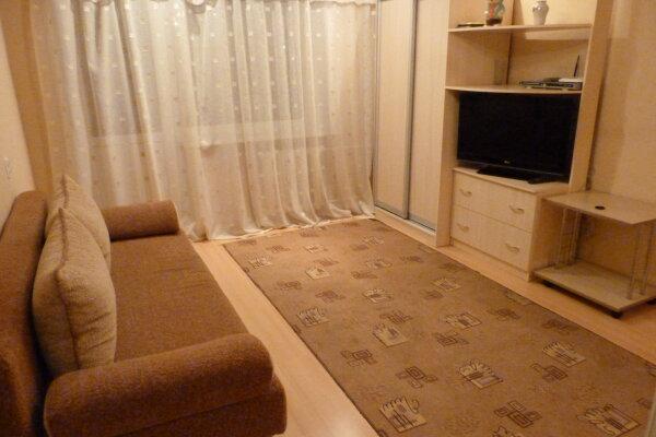 1-комн. квартира, 40 кв.м. на 4 человека, улица Марата, 8А, Ленинский район, Ульяновск - Фотография 1
