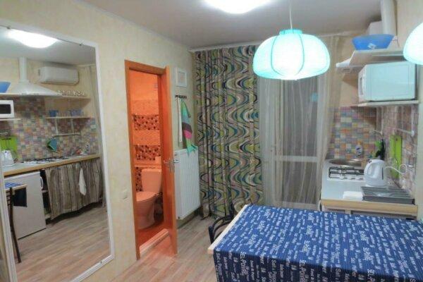 Домик с двориком лето 2021, 25 кв.м. на 3 человека, 1 спальня, улица Токарева, 61, Евпатория - Фотография 1