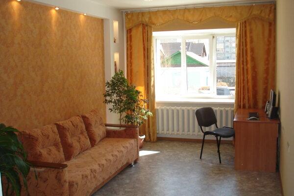 2-комн. квартира, 58 кв.м. на 4 человека, Политехническая, 109, Благовещенск - Фотография 1