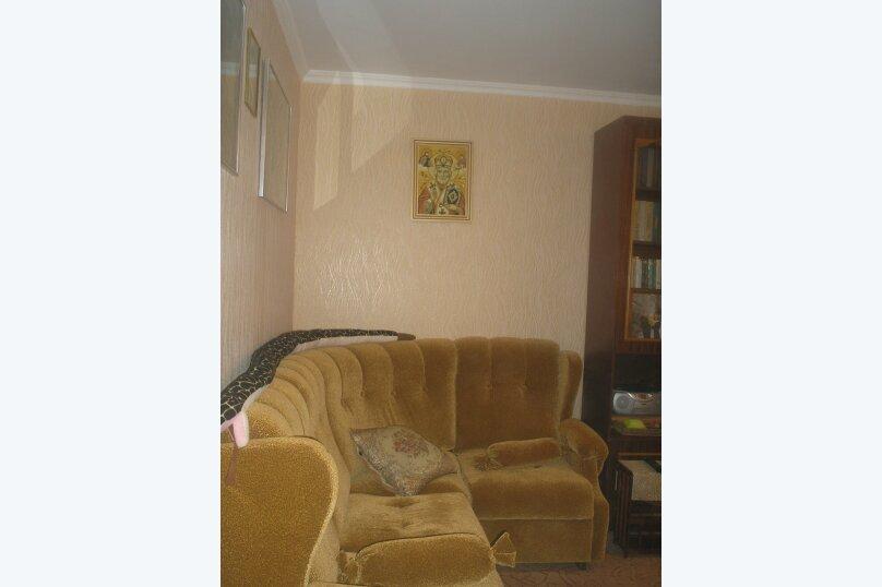 2-комн. квартира на 4 человека, Санаторная улица, 4, Гурзуф - Фотография 6
