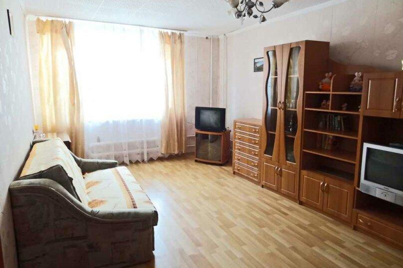 1-комн. квартира на 4 человека, улица Чкалова, 139, Феодосия - Фотография 3
