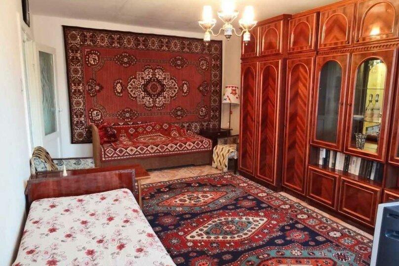 1-комн. квартира на 3 человека, Крымская улица, 82А, Феодосия - Фотография 2