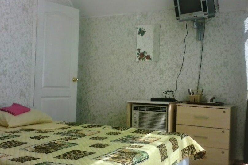 Двухместный с кондиционером 2 этаж (12), Зеленая, 3, Николаевка, Крым - Фотография 1