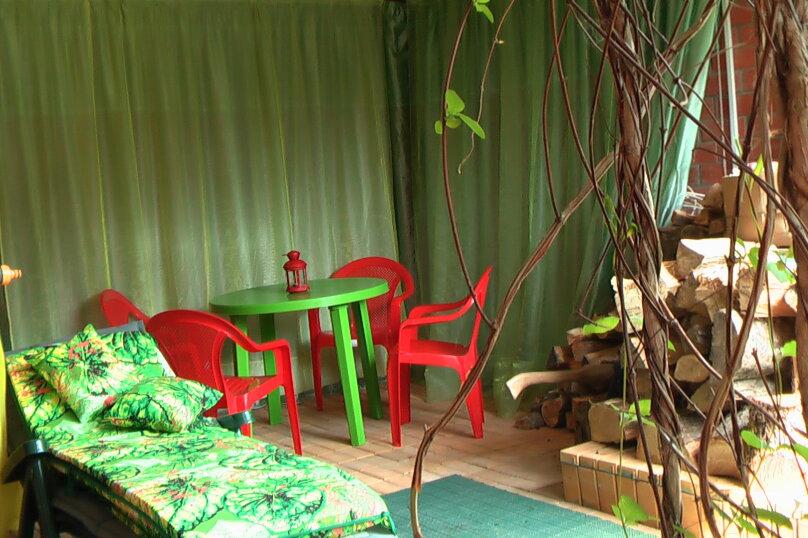 """Коттедж-люкс на Черном море, 400 кв.м. на 10 человек, 5 спален, Колхозная, 6 """"А"""", Джубга - Фотография 17"""
