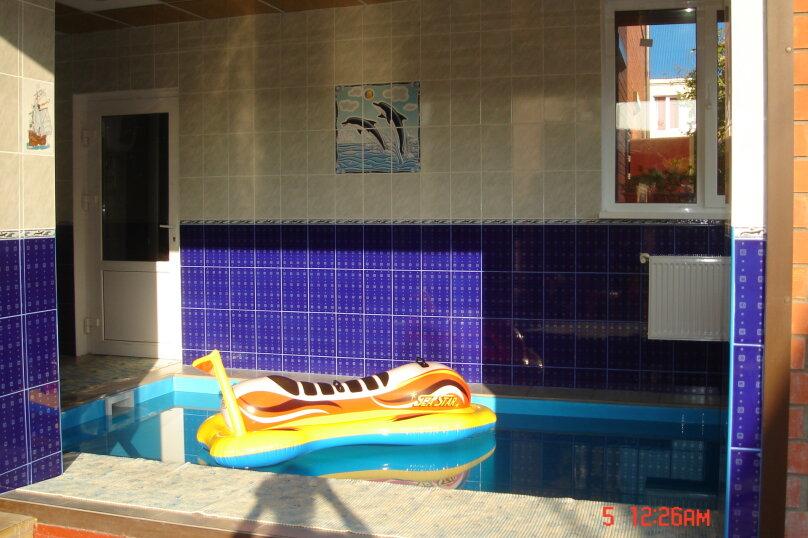 """Коттедж-люкс на Черном море, 400 кв.м. на 10 человек, 5 спален, Колхозная, 6 """"А"""", Джубга - Фотография 21"""