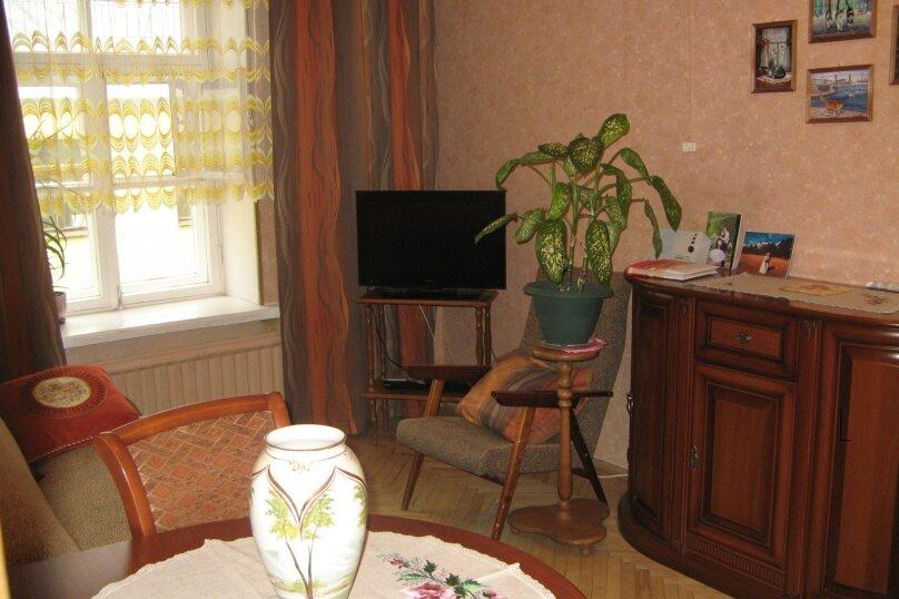 2-комн. квартира, 55 кв.м. на 4 человека, Гороховая улица, 48, метро Сенная пл., Санкт-Петербург - Фотография 6