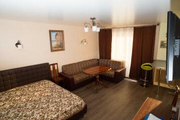 1-комн. квартира, 30 кв.м. на 4 человека, улица Максима Горького, 12, Железнодорожный район, Новосибирск - Фотография 1