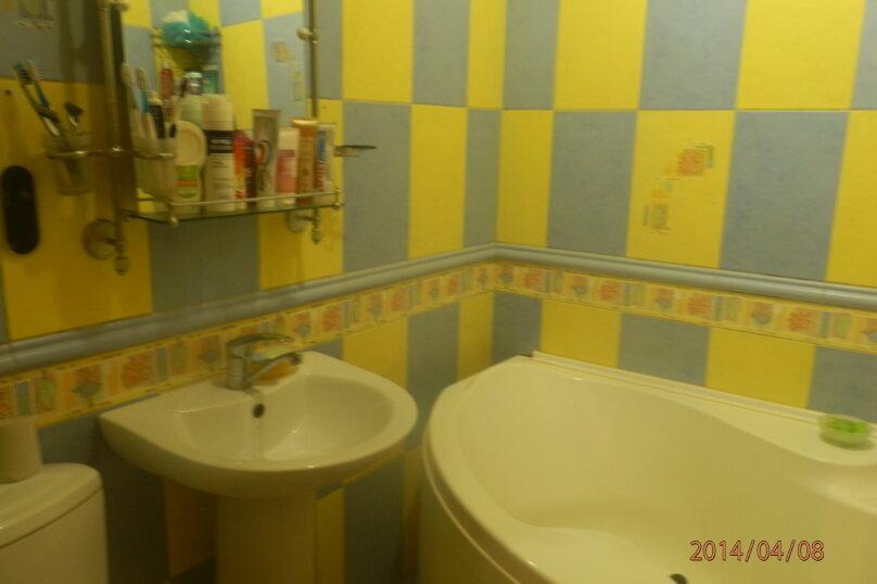 3-комн. квартира, 80 кв.м. на 5 человек, улица Димитрова, 14, Черноморское - Фотография 18