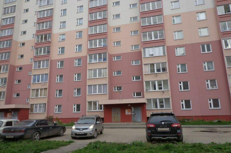 1-комн. квартира, 40 кв.м. на 4 человека, м-н Московский, 4, Иваново - Фотография 1