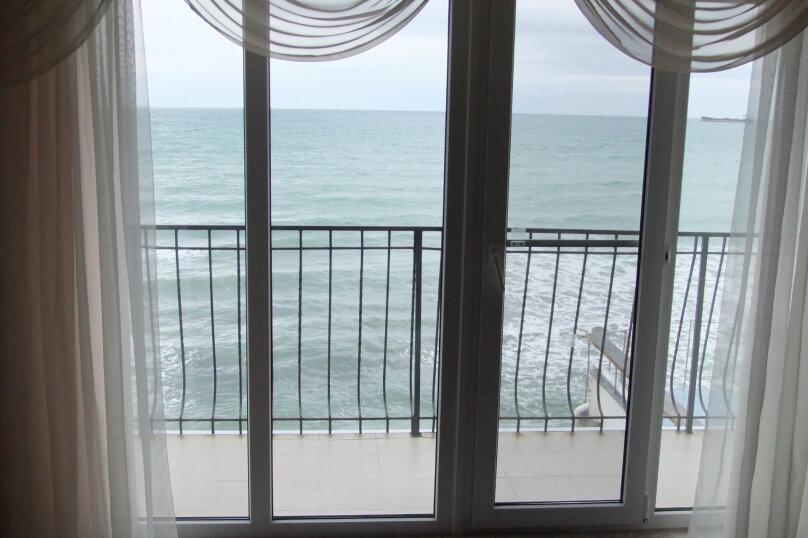 Люкс с видом на море, Черноморская набережная, 42, Феодосия - Фотография 1