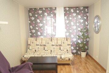 2-комн. квартира на 4 человека, улица Кирова, 9к3, Центральный район, Челябинск - Фотография 1