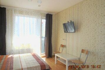 1-комн. квартира, 28 кв.м. на 2 человека, проспект Энтузиастов, метро Ладожская, Санкт-Петербург - Фотография 3