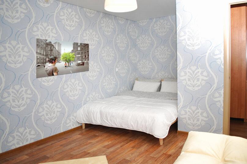 1-комн. квартира, 40 кв.м. на 5 человек, проспект имени Ю.А. Гагарина, 1-я линия, 31, Златоуст - Фотография 3