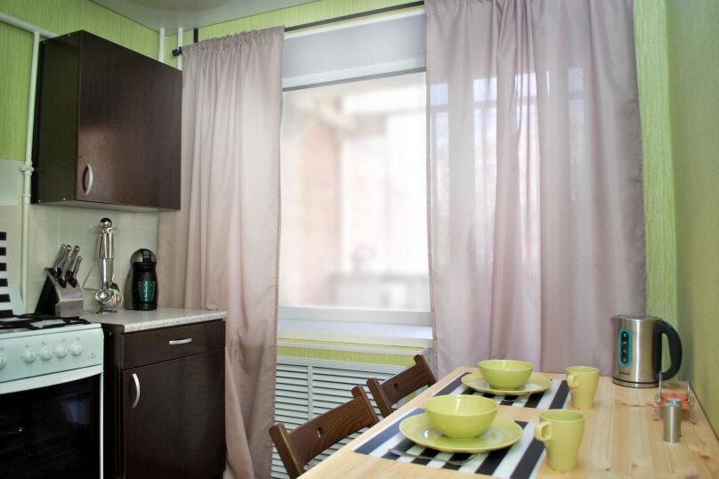 1-комн. квартира, 40 кв.м. на 5 человек, проспект имени Ю.А. Гагарина, 1-я линия, 31, Златоуст - Фотография 4
