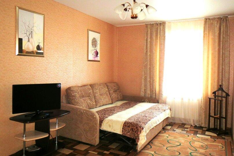 2-комн. квартира, 60 кв.м. на 6 человек, улица Чкалова, 2Б, Дивеево - Фотография 1