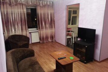 3-комн. квартира, 45 кв.м. на 5 человек, проспект Ленина, Центральный район, Комсомольск-на-Амуре - Фотография 1
