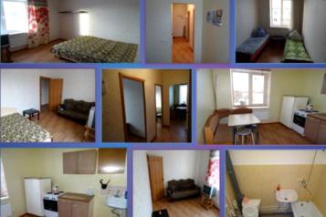 3-комн. квартира, 57 кв.м. на 8 человек, улица Белинского, 50, Сухой Лог - Фотография 2
