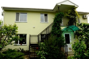 Двухкомнатный номер в частном секторе, сад!, 60 кв.м. на 5 человек, 2 спальни, улица Ленина, 22, Феодосия - Фотография 1