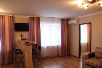2-комн. квартира, 48 кв.м. на 5 человек, улица Зегеля, Правобережный район, Липецк - Фотография 1
